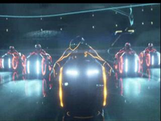 Tron Legacy Vehicles Featurette