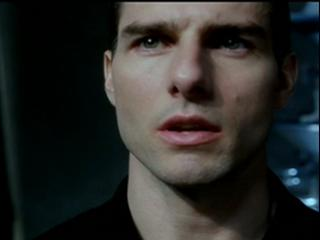 Minority Report Scrubbing The Image - Minority Report - Flixster Video