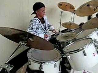 Justin Bieber Never Say Never Drums Featurette