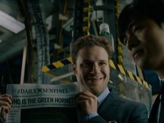 The Green Hornet Who Is The Green Hornet