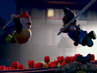 Gnomeo  Juliet Whats In A Gnome Online Featurette