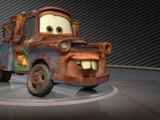 Showroom Turntable Mater