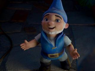 Gnomeo  Juliet Balcony