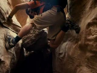 127 Hours Uk Aron Falls Into Canyon