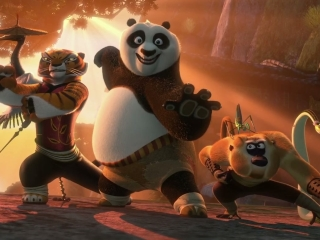 Kung Fu Panda 2: Happy Chinese New Year