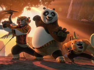 Kung Fu Panda 2 Happy Chinese New Year