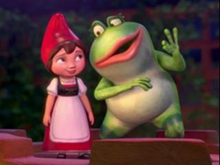 Gnomeo  Juliet Doomed Love