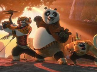 Kung Fu Panda 2 Happy New Year Of Awesomeness
