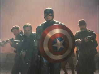 Captain America The First Avenger Big Game Spot