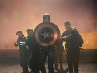 Captain America The First Avenger Super Bowl TV Spot