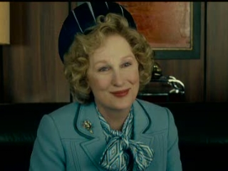 The Iron Lady Trailer 1