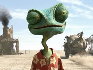 Rango Welcome To Dirt