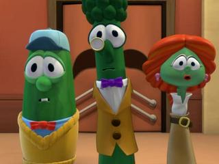 Veggietales Twas The Night Before Easter