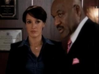 The Chicago Code: Season 1 (Gillis Chase And Babyface Clip 4)