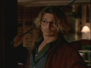 Secret Window Scene Come In Swinging