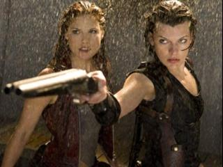 Resident Evil Afterlife French