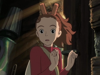 The Secret World Of Arrietty Trailer 1