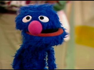 Shalom Sesame Grover Plants A Tree
