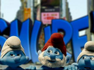 The Smurfs Trailer 1
