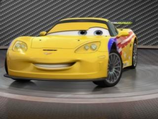 Jeff Gorvette | Pixar Wiki | Fandom powered by Wikia