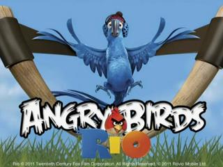 Rio Angry Birds Mash Up