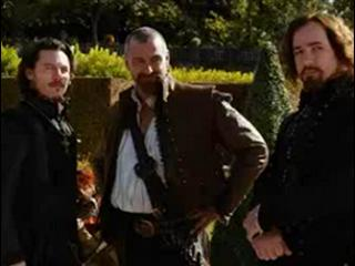 The Three Musketeers Uk