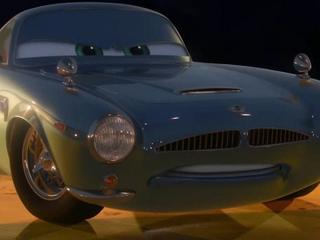 Cars 2 Wondercon Clip Chrome Leaks