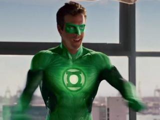 Green Lantern Uk - Green Lantern - Flixster Video