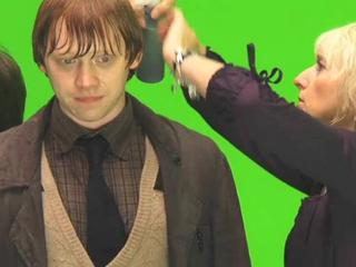 Harry Potter And The Deathly Hallows-part 1 Uk Final Shot Behind The Scenes Featurette