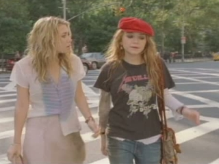 New York Minute Scene I Talk You Listen
