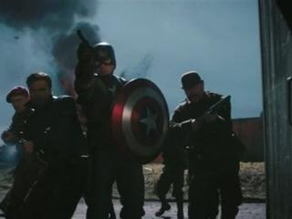 Captain America The First Avenger Australia