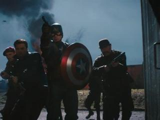 Captain America The First Avenger Uk