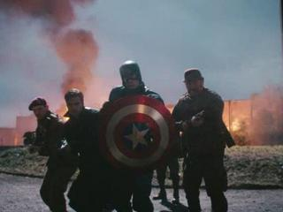 Captain America The First Avenger German
