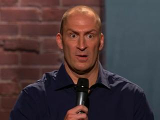Ben Bailey Road Rage And Accidental Ornithology