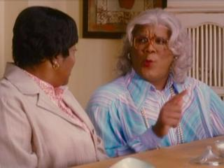 MADEA'S BIG HAPPY FAMILY: PRESCRIPTURE