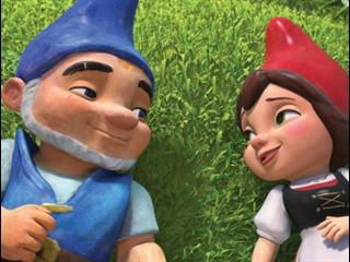 Gnomeo  Juliet Italian