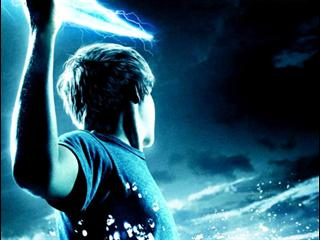 Percy Jackson  The Olympians The Lightning Thief Italian