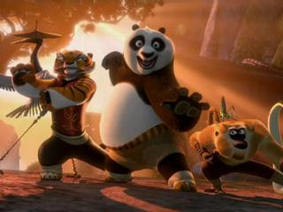 Kung Fu Panda 2 Outtakes Tv Spot