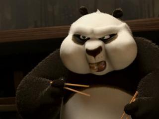 Kung Fu Panda Eating Kung Fu Panda 2 Dumpling