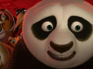 Kung Fu Panda 2 Chinese Dragon