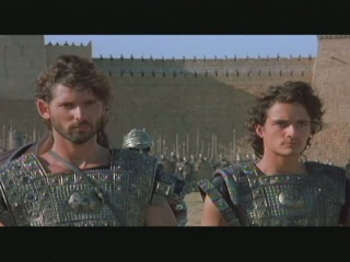 Troy Scene Hector Vs Ajax