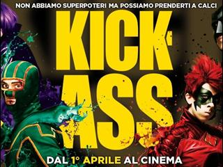KICK-ASS (ITALIAN)