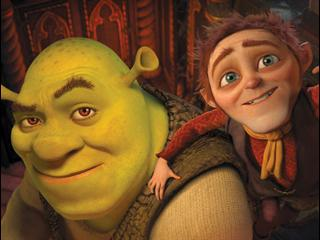 Shrek Forever After Italian