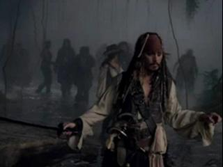 Pirates Of The Caribbean On Stranger Tides Pod Blackbeard Zombies Mermaids