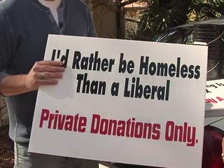 Beer Patrol Id Rather Be Homeless Than A Liberal