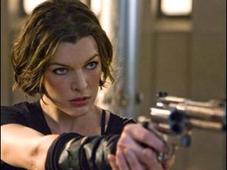 Resident Evil Afterlife German