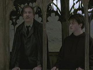 Harry Potter And The Prisoner Of Azkaban Scene I Recognized You Immediately