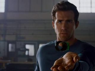 Green Lantern Trailer 2 Uk