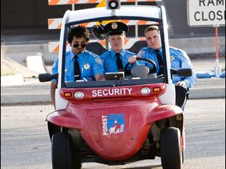 OBSERVE AND REPORT (GERMAN)