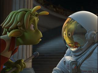 Planet 51 German